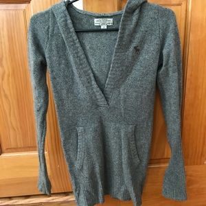 Abercrombie & Fitch wool sweater (10% cashmere).